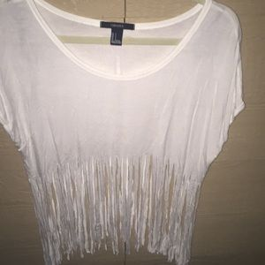 Forever 21, Barely Worn, Adorable+Unique Soft Tee